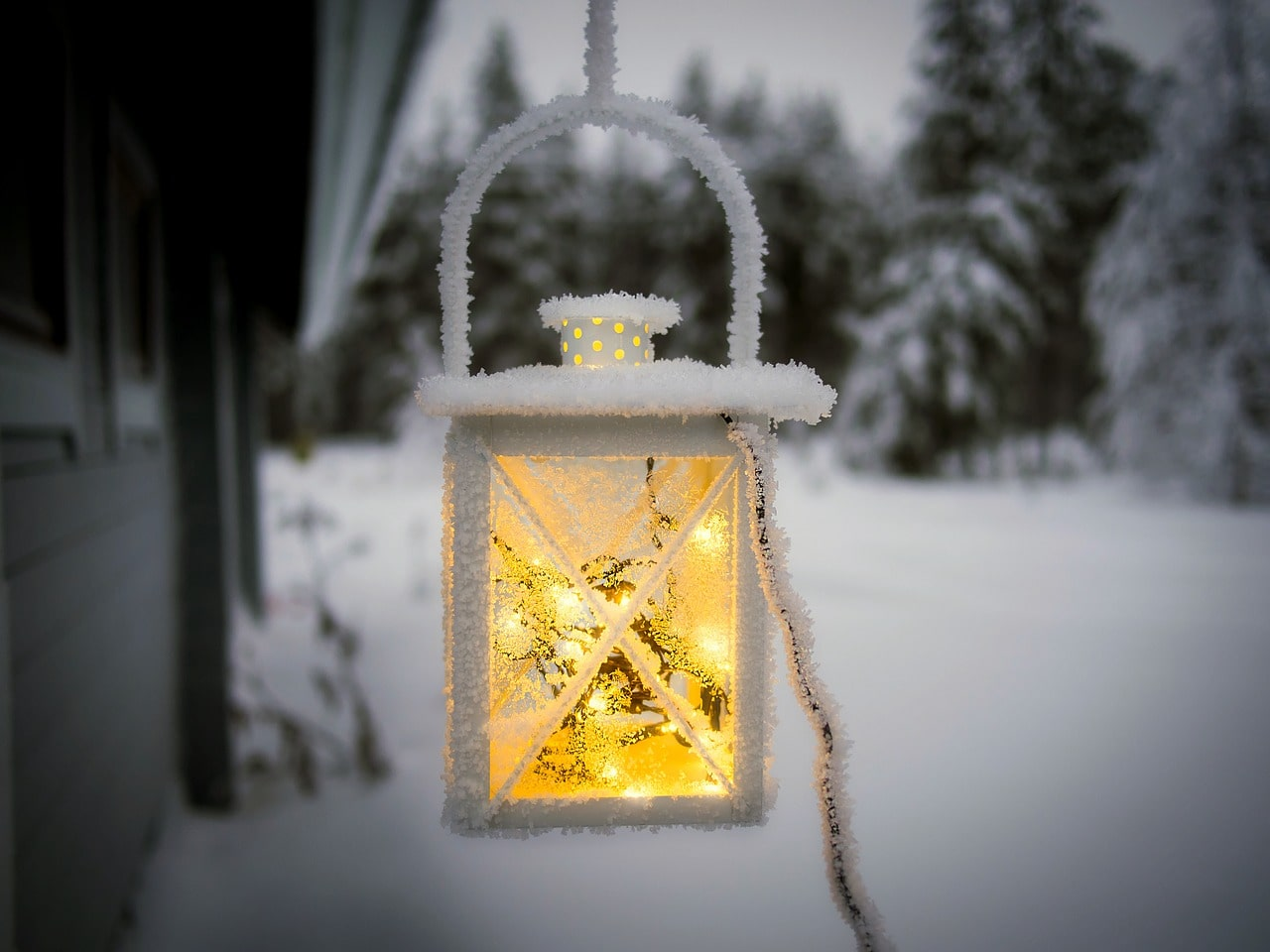 не топить деревянный дом зимой