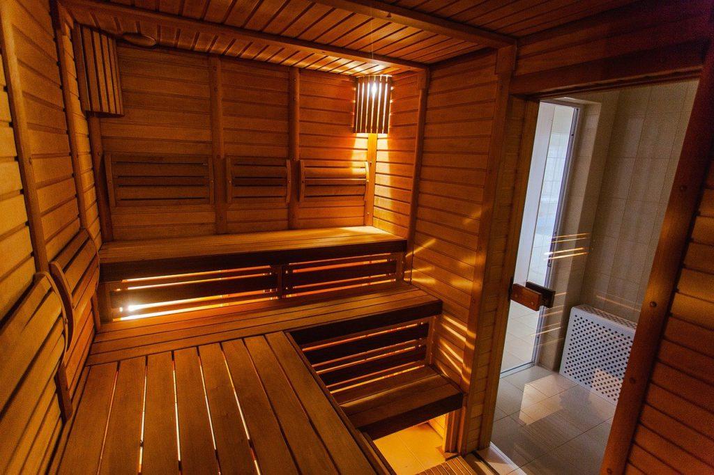 Идеальная баня с печью-каменкой